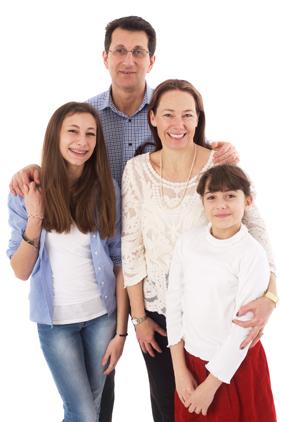 Fulvio & Family